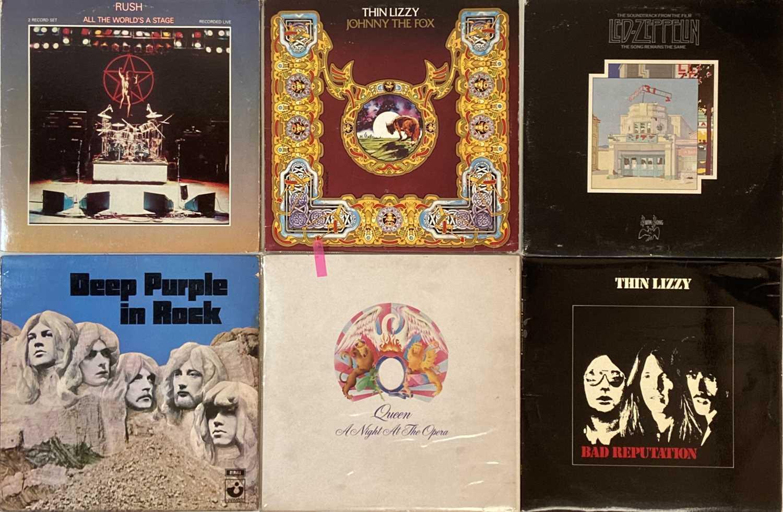 HEAVY ROCK/ METAL - LPs - Image 2 of 5