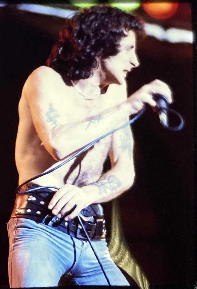 AC/DC PHOTO TRANSPARENCIES. - Image 4 of 17