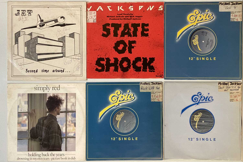"""ROCK/POP/SOUL - LP/12""""/7"""" COLLECTION - Image 4 of 5"""