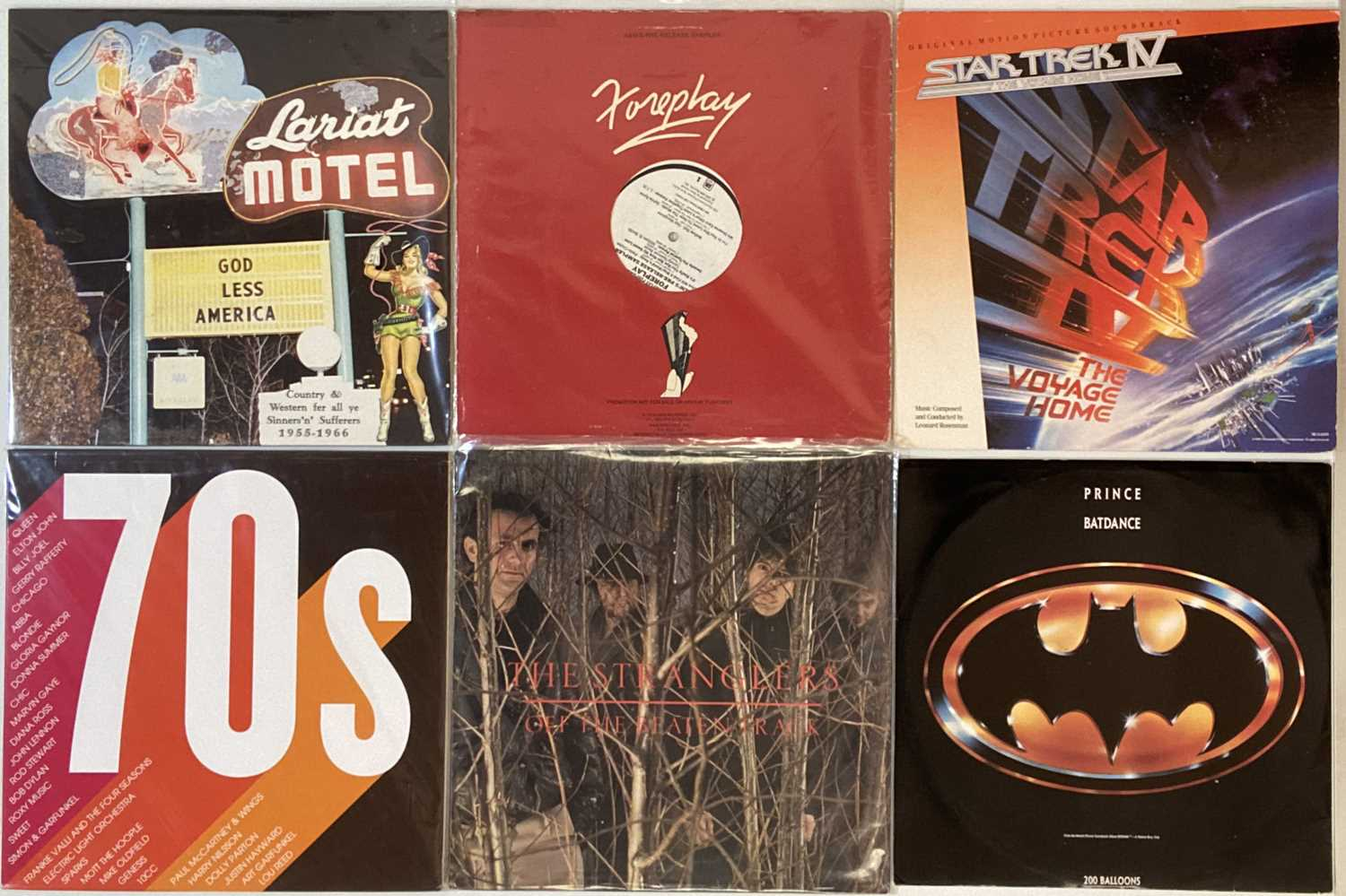 """CLASSIC ROCK & POP – LPs (WITH 12"""") - Image 5 of 6"""