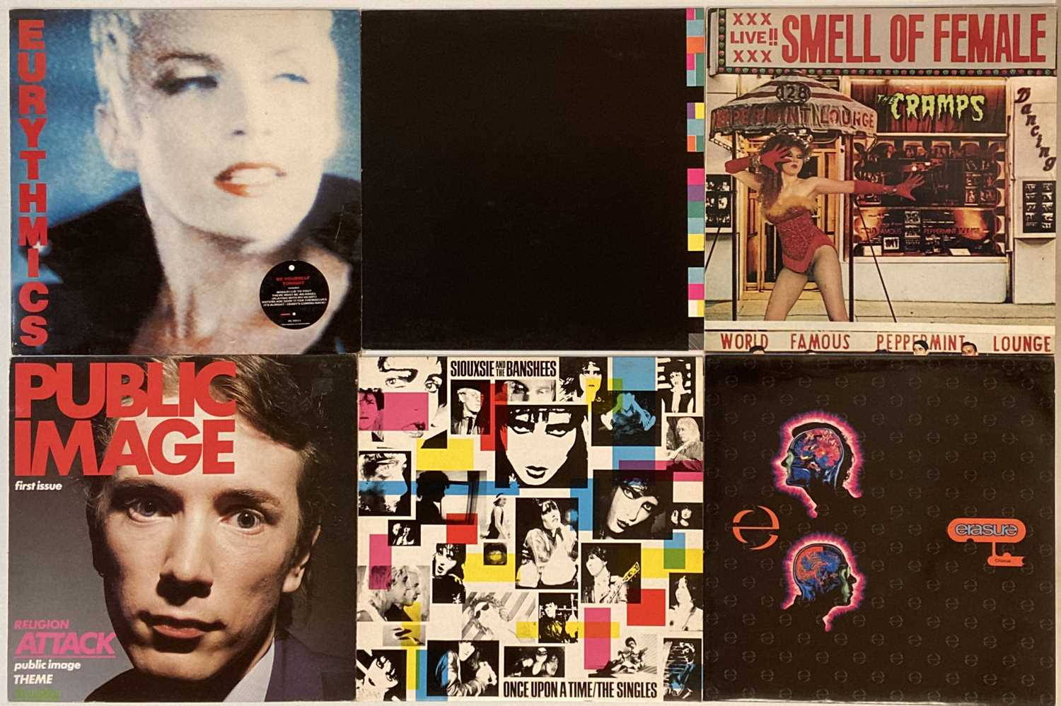 PUNK/INDIE/NEW-WAVE/COOL POP – LPs - Image 3 of 5