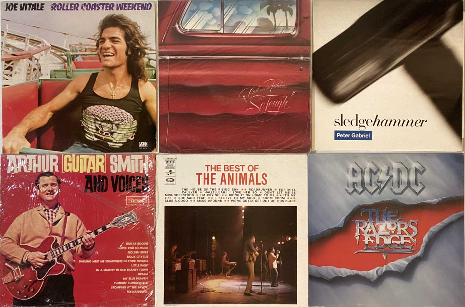 ROCK N ROLL/ JAZZ/ GUITAR SPECIALISTS - LPs - Image 4 of 5