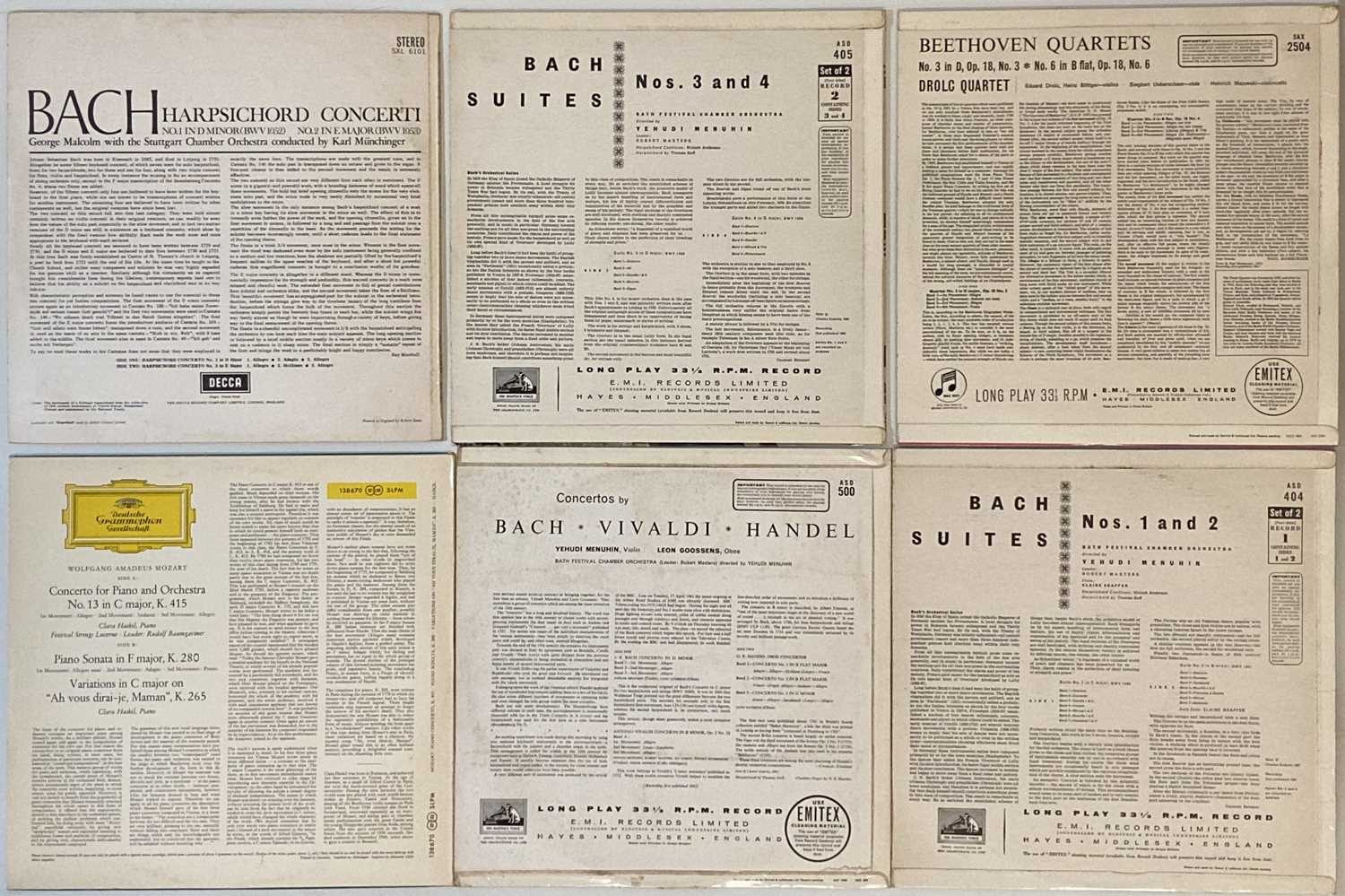 CLASSICAL - STEREO LP RARITIES - Image 2 of 2