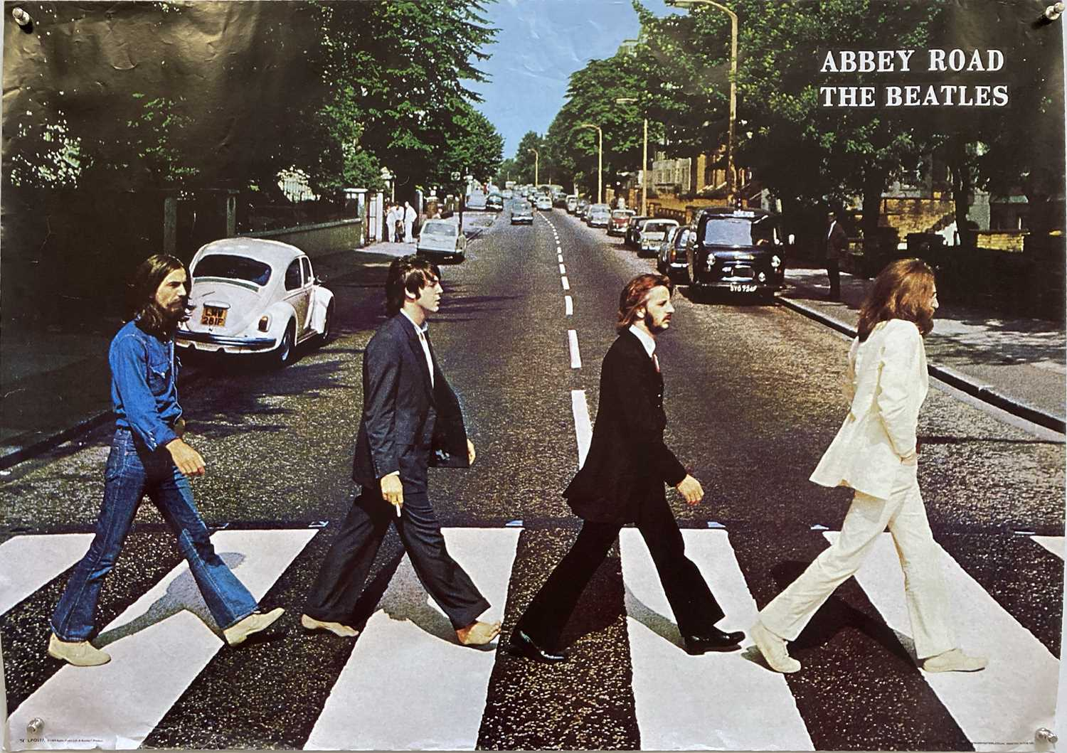 BEATLES / ROLLING STONES POSTERS. - Image 8 of 8