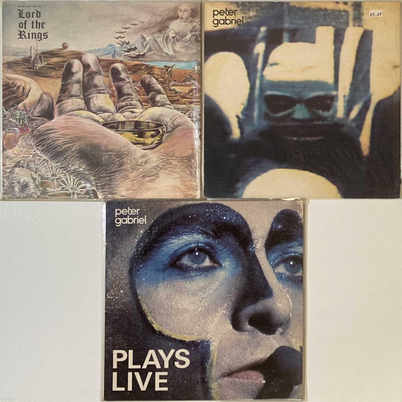 CLASSIC ROCK & PROG - LPs - Image 3 of 3