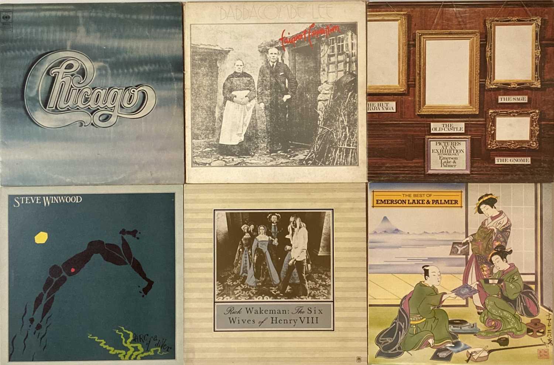 CLASSIC/ PROG ROCK - LPs/ TOUR T-SHIRT - Image 2 of 6