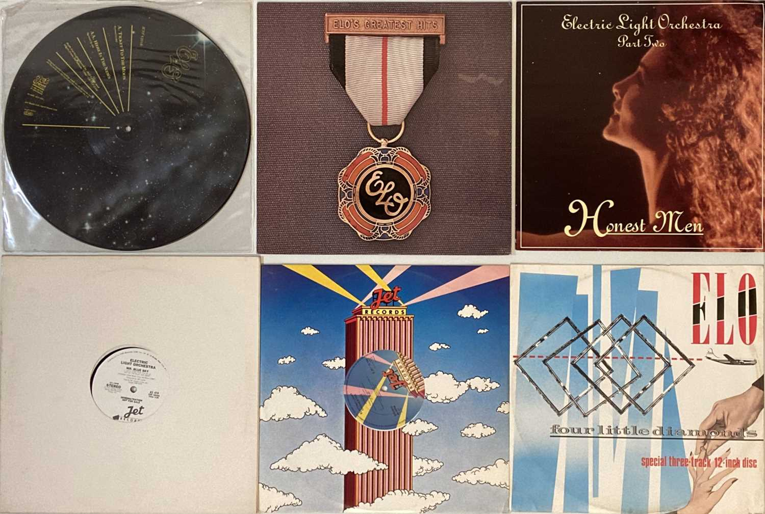 ELO AND RELATED - LPs - Image 5 of 5