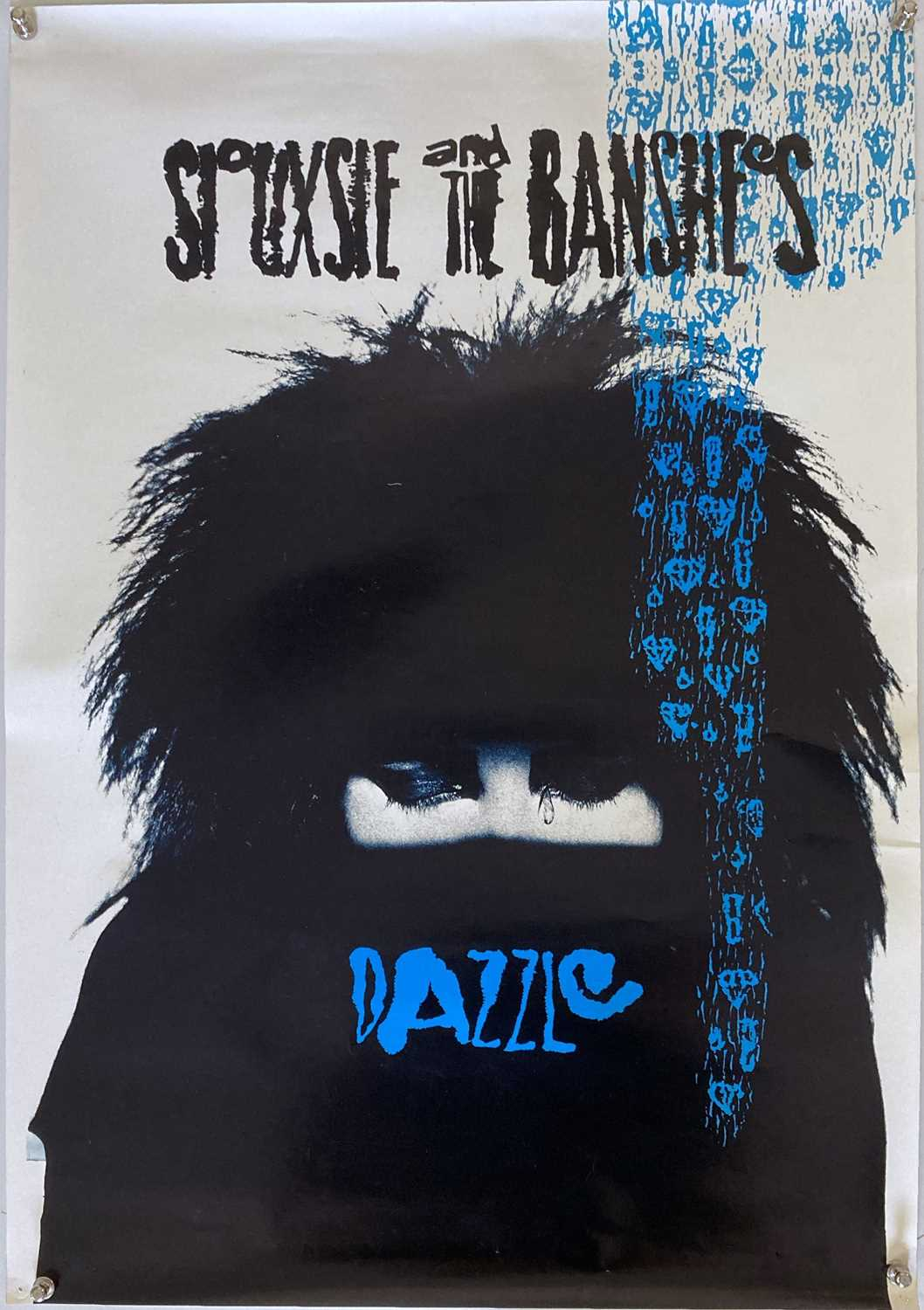 SIOUXSIE AND THE BANSHEES / THE CREATURES POSTERS.