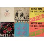 CLASSIC PUNK/NEW WAVE - LPs