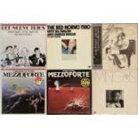 CONTEMPORARY JAZZ/FUSION - LPs