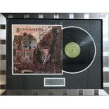 BLACK SABBATH SIGNED LP.
