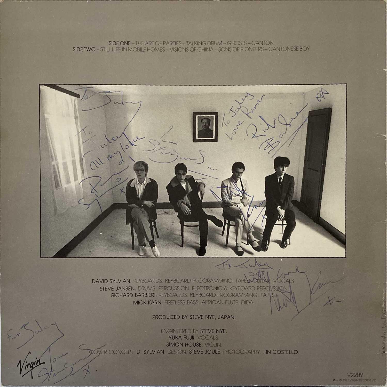 JAPAN SIGNED LP. - Image 2 of 7