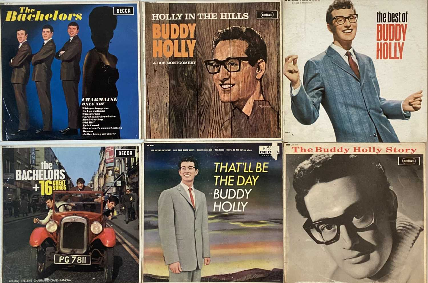 50s TO 80s CLASSIC ROCK/ POP - LPs - Image 2 of 7