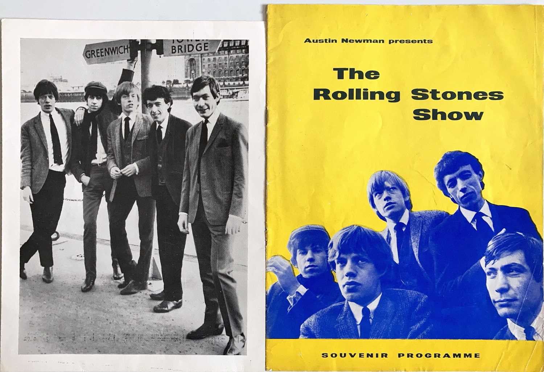 ROLLING STONES 1964 PROGRAMME.