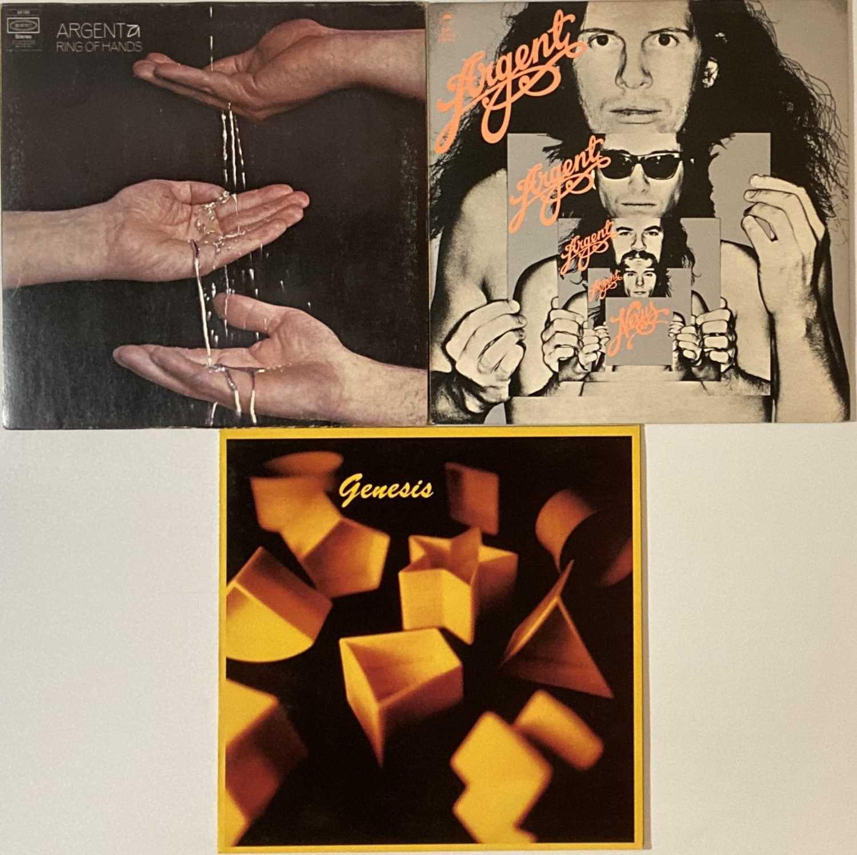 CLASSIC/ PROG ROCK - LPs/ TOUR T-SHIRT - Image 4 of 6