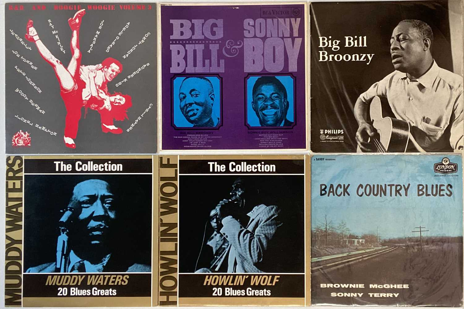 BLUES - LPs & 78s - Image 3 of 5