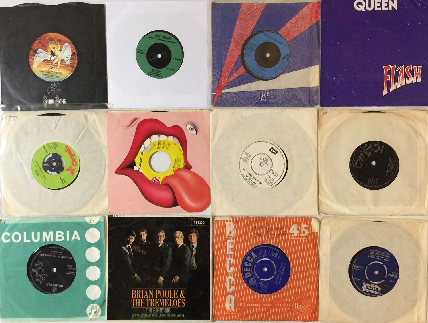 """CLASSIC ROCK/ PROG/ POP - 7"""" COLLECTION - Image 3 of 3"""