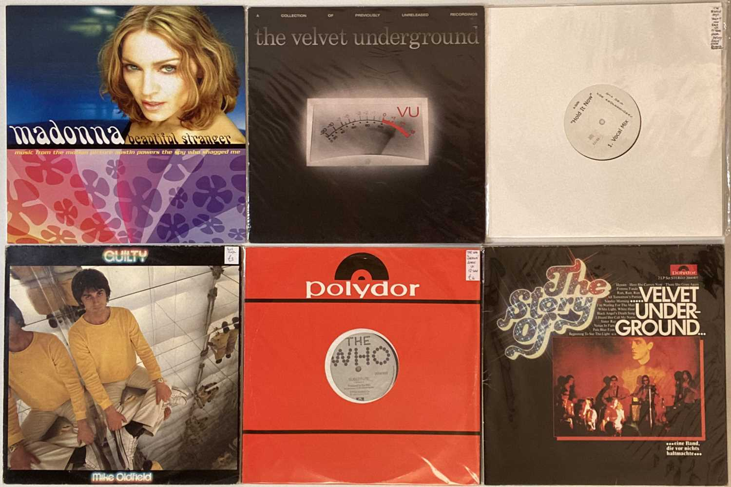 """CLASSIC ROCK & POP – LPs (WITH 12"""") - Image 4 of 6"""