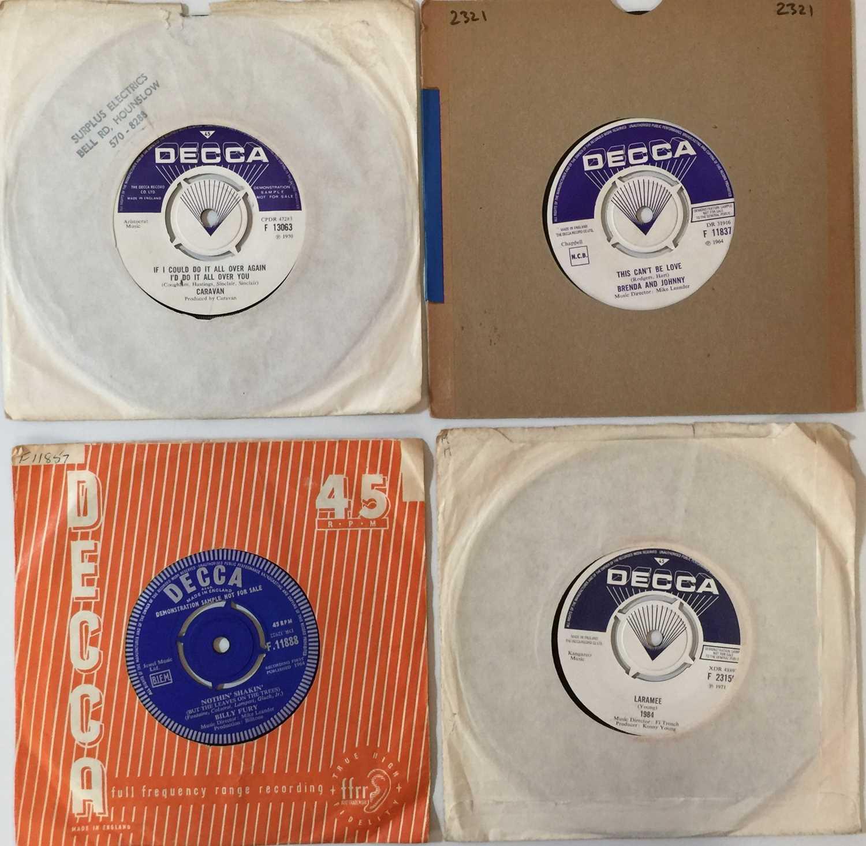 "60s/ 70s DECCA 7"" DEMO RARITIES - Image 2 of 2"