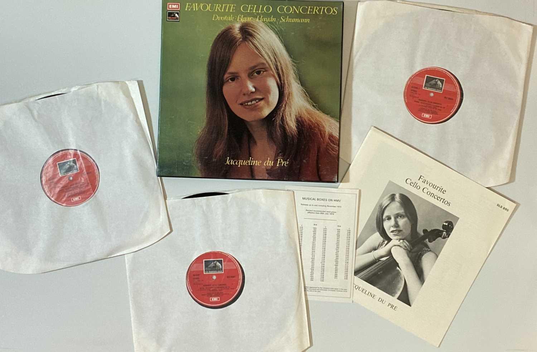CAMPOLI/ DU PRE - LP/ BOX-SET RARITIES - Image 3 of 3