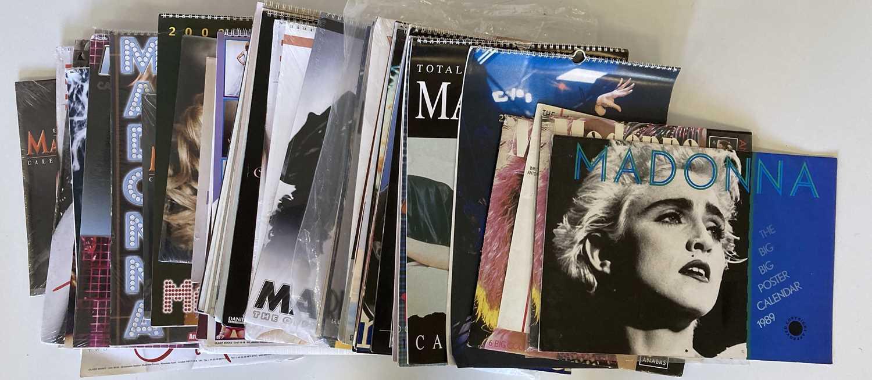 MADONNA SCRAPBOOKS / CALENDARS AND MORE.