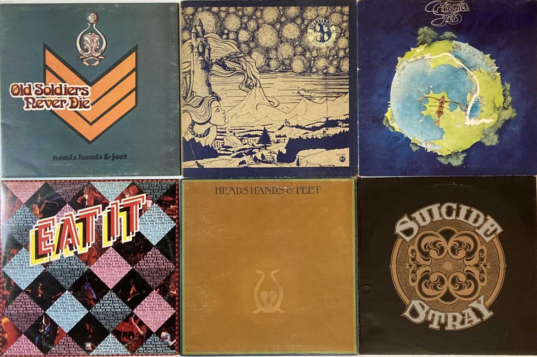 CLASSIC/ PROG ROCK - LPs/ TOUR T-SHIRT