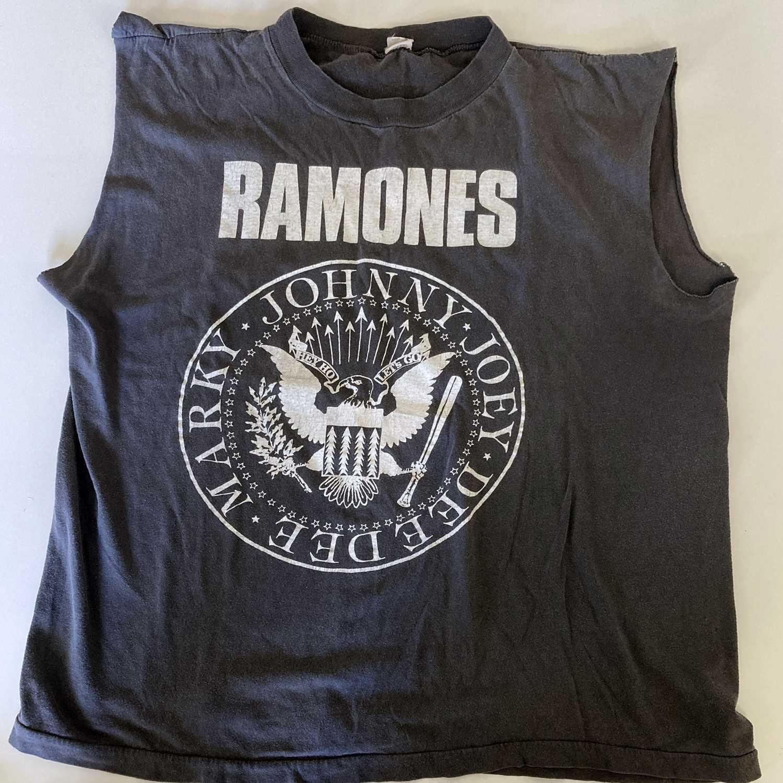 RAMONES CLOTHING. - Image 3 of 3