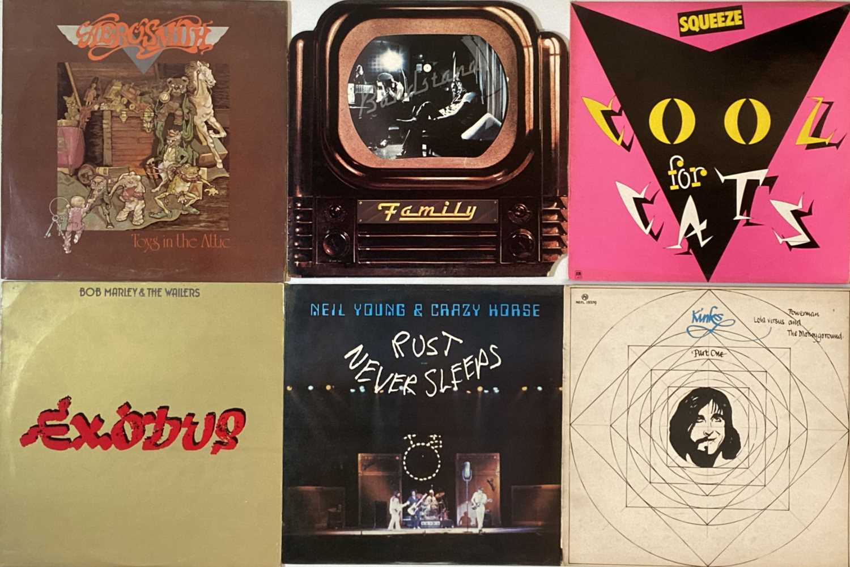 CLASSIC ROCK & POP - LPs - Image 3 of 6