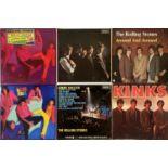 CLASSIC/ BLUES ROCK - LPs