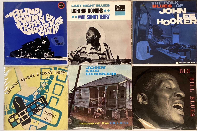 BLUES - LPs & 78s