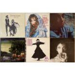 FEMALE - CLASSIC ROCK & POP - LPs