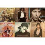 SINGER-SONGWRITER/'SOLO' ARTISTS - CLASSIC ROCK/FOLK-ROCK & POP LPs
