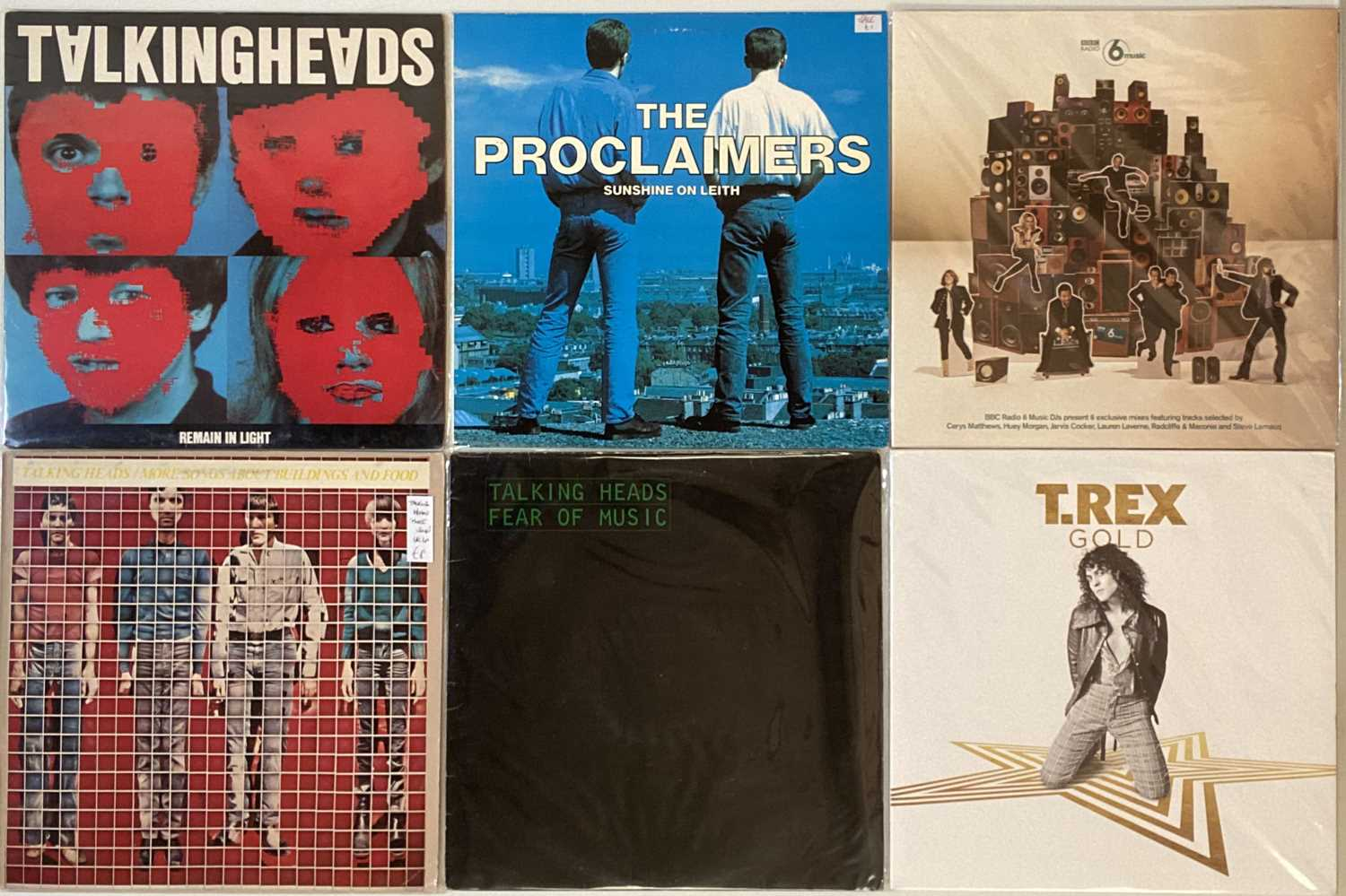 """CLASSIC ROCK & POP – LPs (WITH 12"""")"""