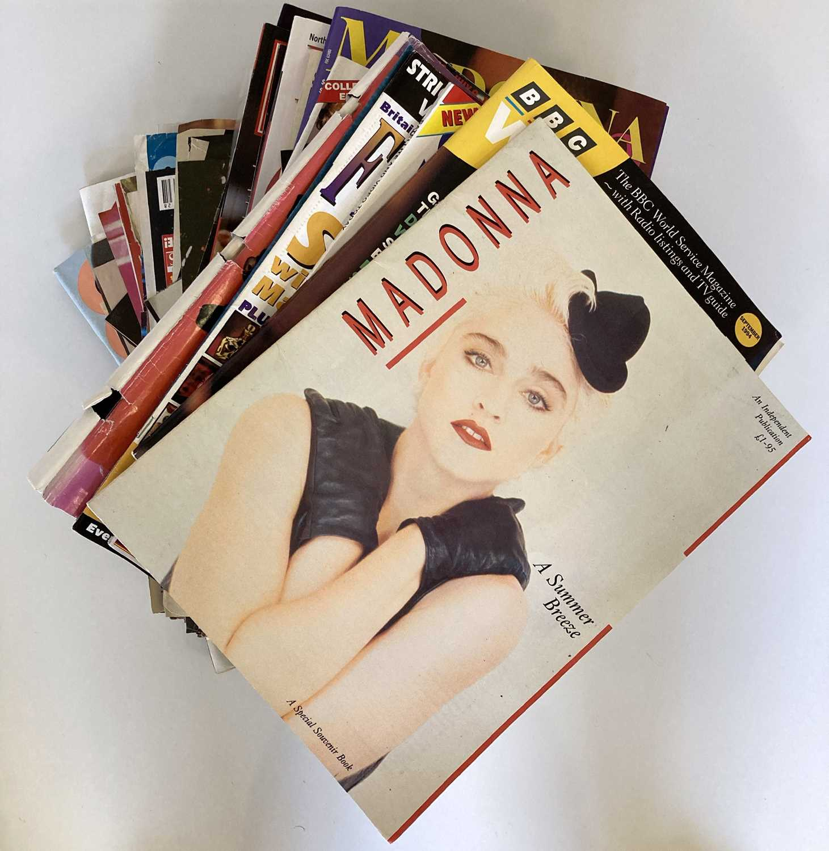 MADONNA SCRAPBOOKS / CALENDARS AND MORE. - Image 6 of 7
