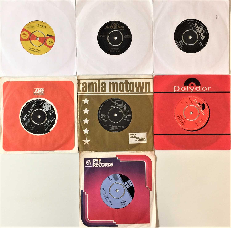 "R&B/BLUES/SOUL - 60s/70s UK 7"" RELEASES"