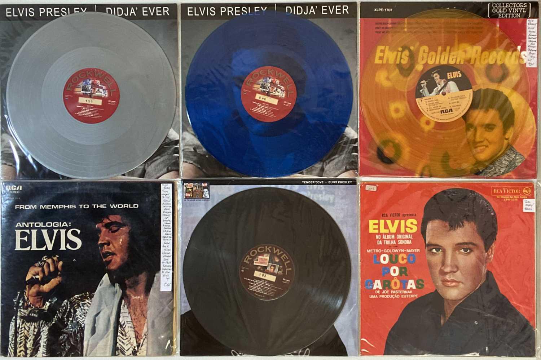 ELVIS PRESLEY - LP COLLECTION - Image 2 of 6