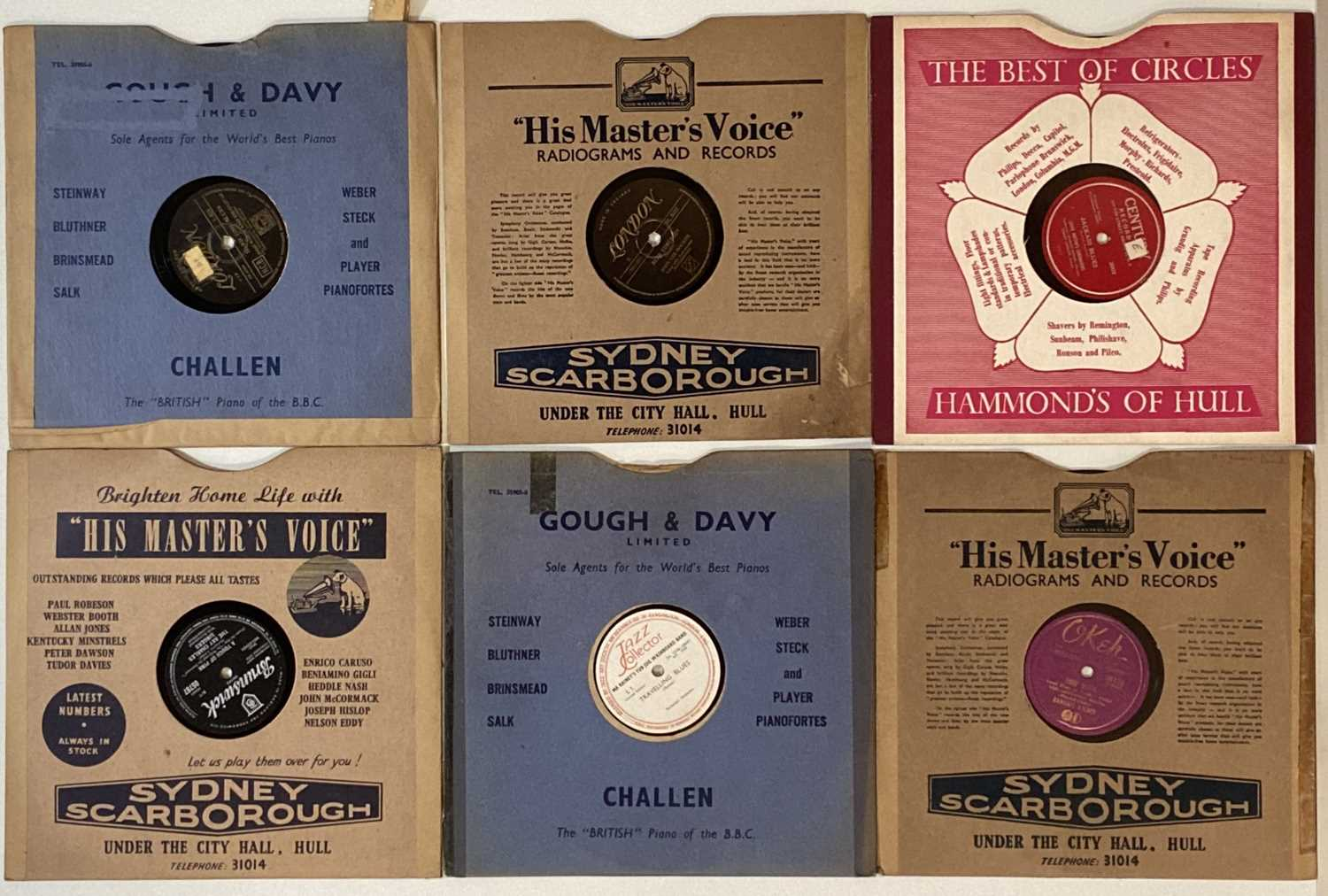 BLUES - LPs & 78s - Image 4 of 5