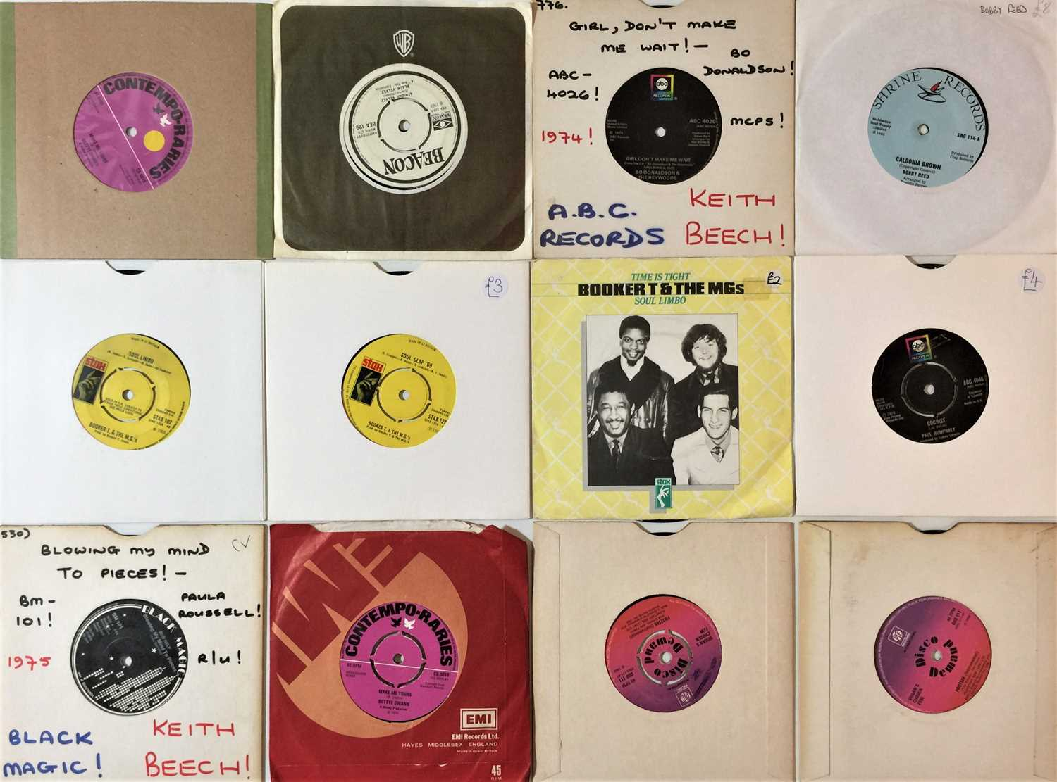 """60s/ 70s SOUL/ NORTHERN/ MOTOWN/ FUNK - 7"""" COLLECTION - Image 3 of 3"""