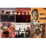 60s/ 70s ROCK/ POP/ SOUL - LP COLLECTION