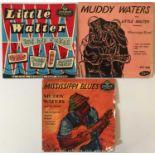 LITTLE WALTER/MUDDY WATERS - UK EP RARITIES