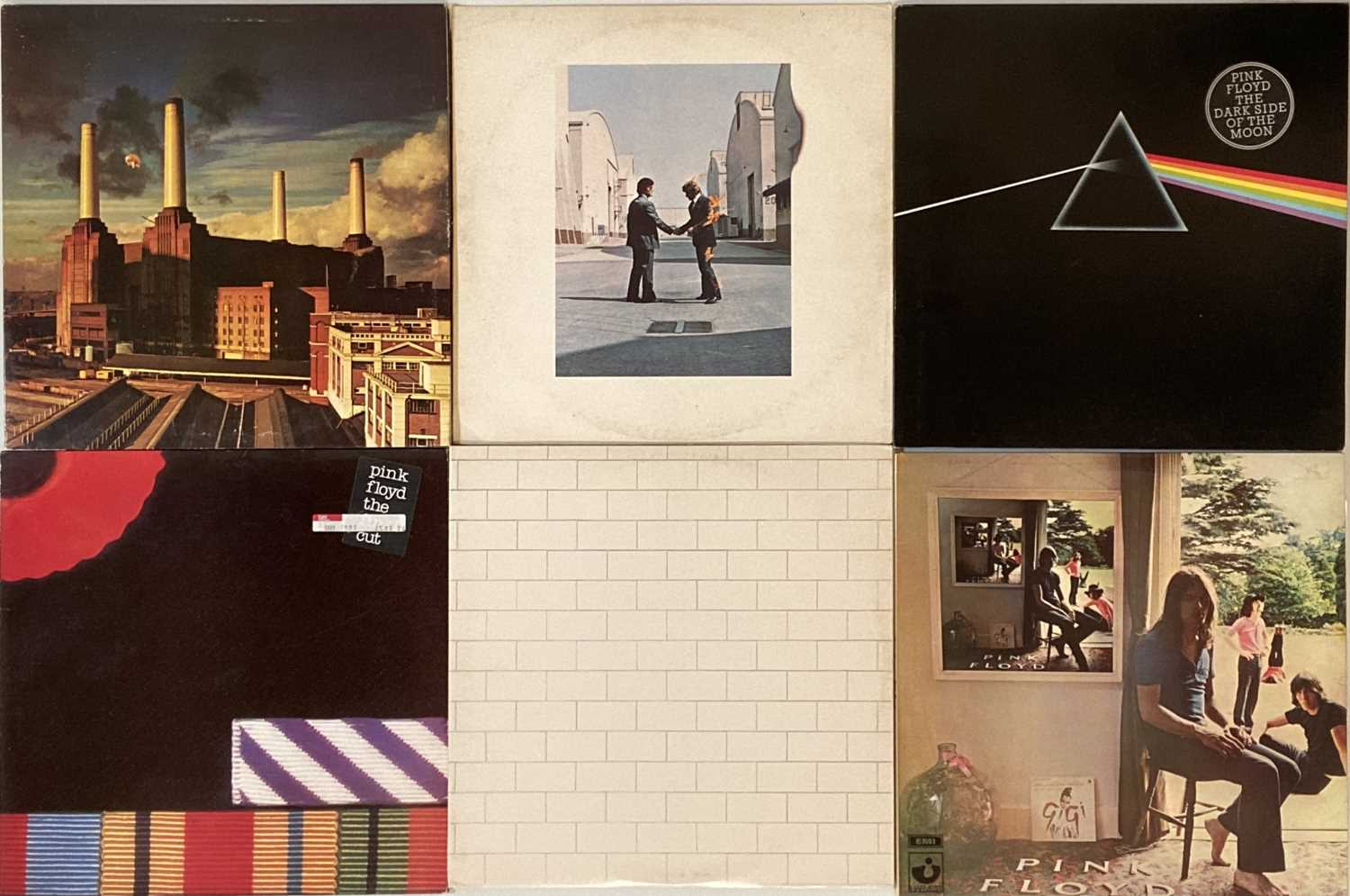 PINK FLOYD - LP COLLECTION