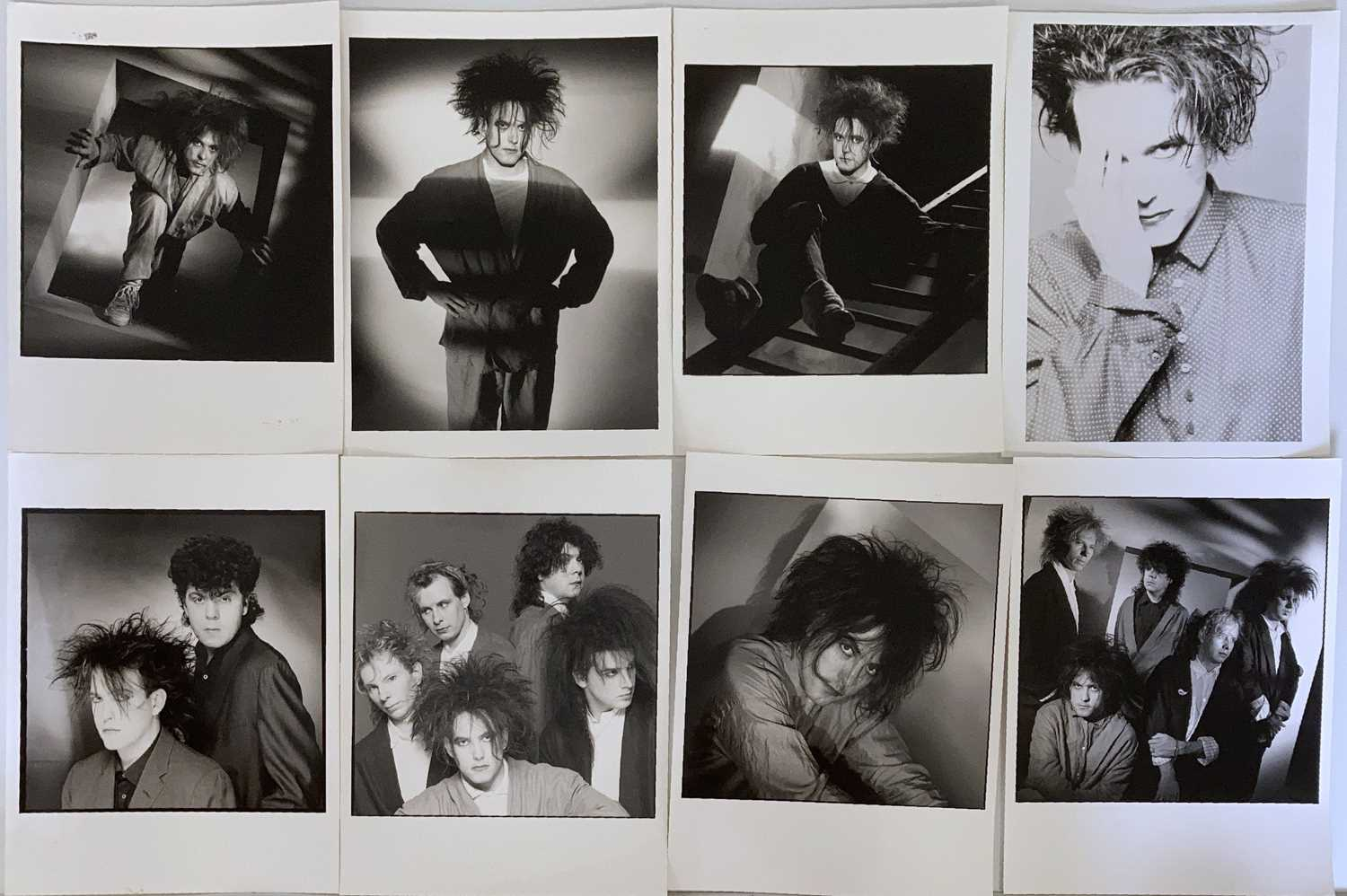 MUSIC PHOTOGRAPHS - THE CURE. - Image 5 of 5