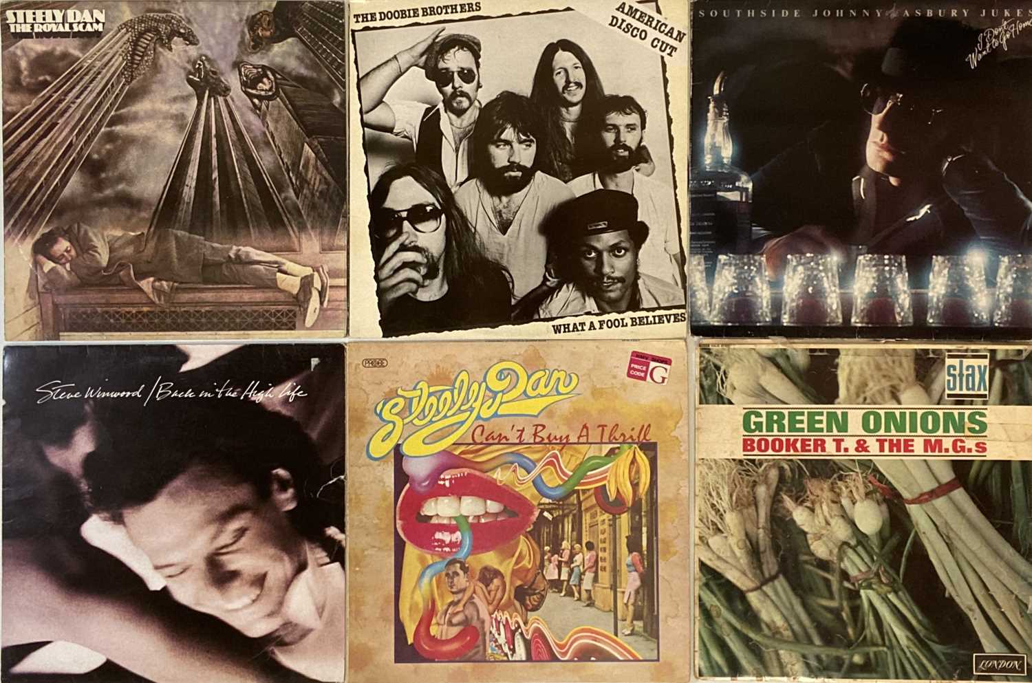 CLASSIC/ FOLK/ SOUTHERN ROCK - LPs - Image 3 of 6