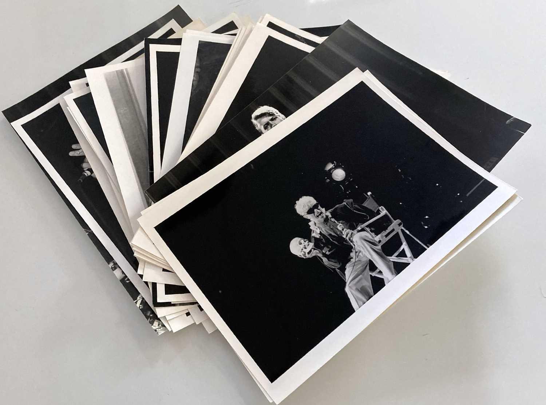 MUSIC PHOTOGRAPHS - DAVID BOWIE.