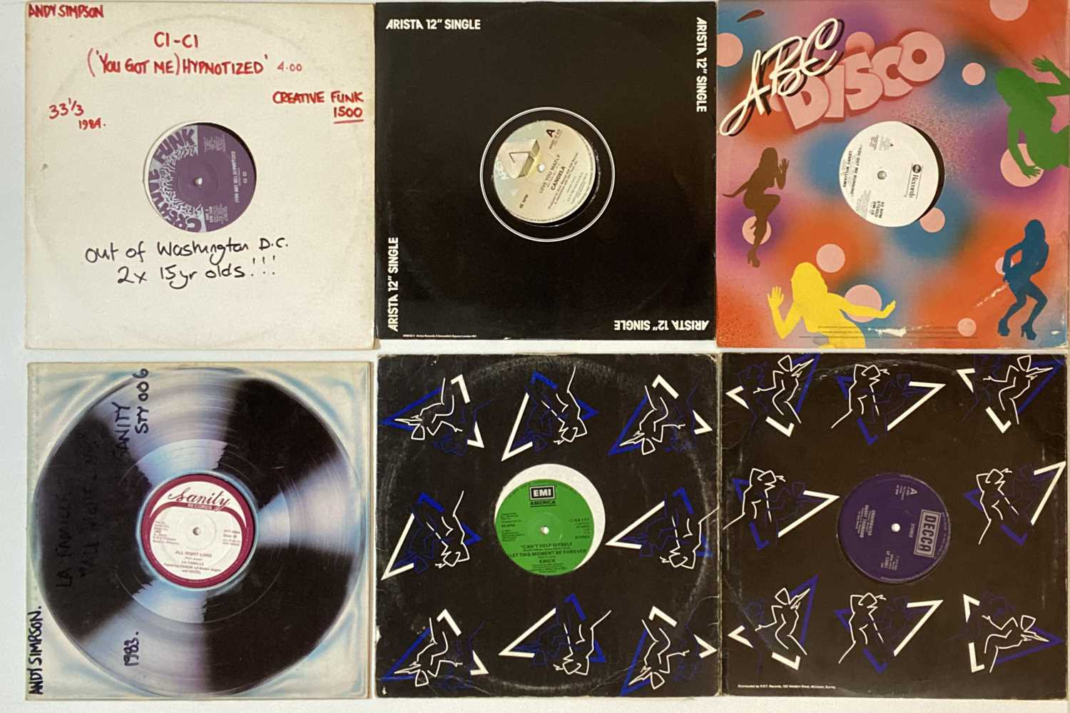 """SOUL/FUNK/DISCO/BOOGIE - 12"""" (WITH RARITIES) - Image 4 of 5"""