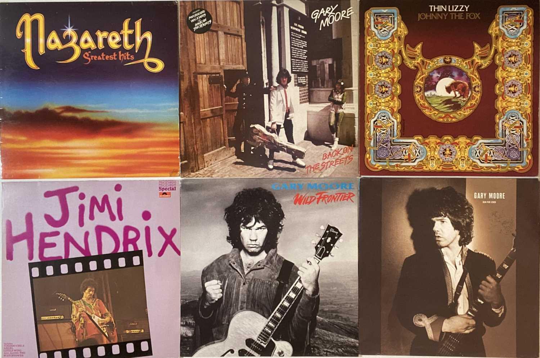 HEAVY ROCK & PROG - LPs - Image 3 of 6