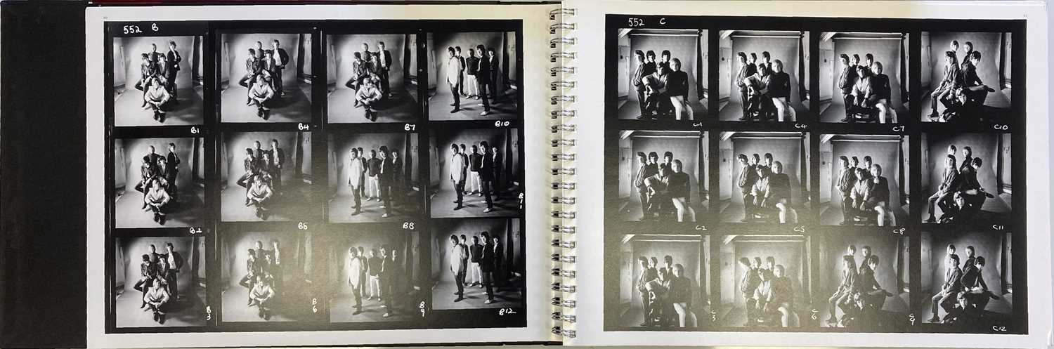 GERED MANKOWITZ - EYE CONTACT LIMITED EDITION ROLLING STONES GENESIS BOOK. - Image 6 of 6