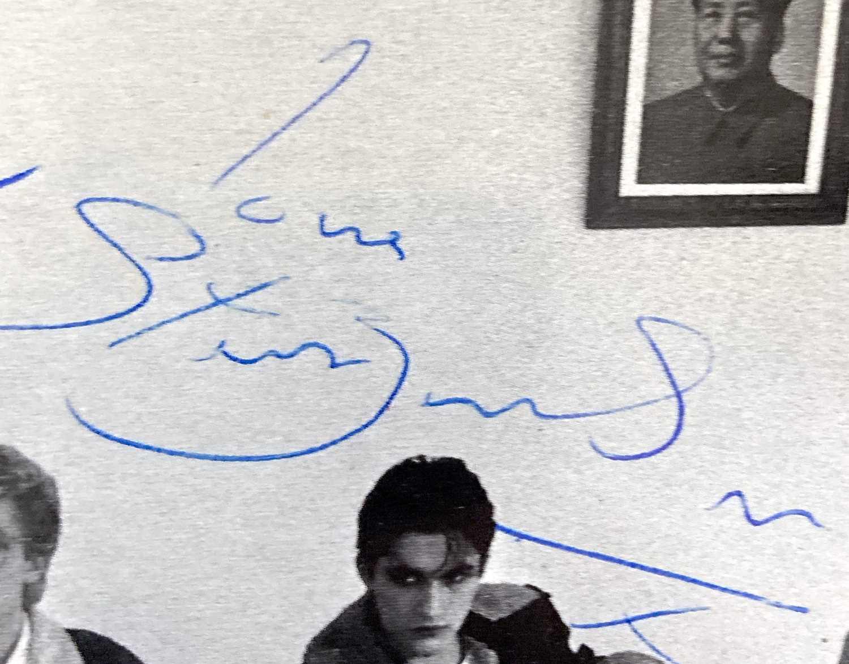 JAPAN SIGNED LP. - Image 4 of 7