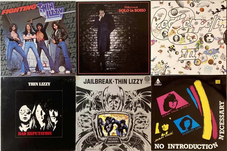 HEAVY ROCK & PROG - LPs - Image 2 of 6
