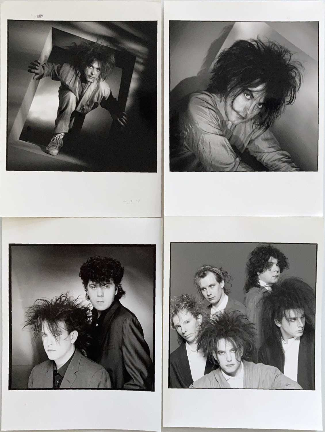 MUSIC PHOTOGRAPHS - THE CURE. - Image 3 of 5